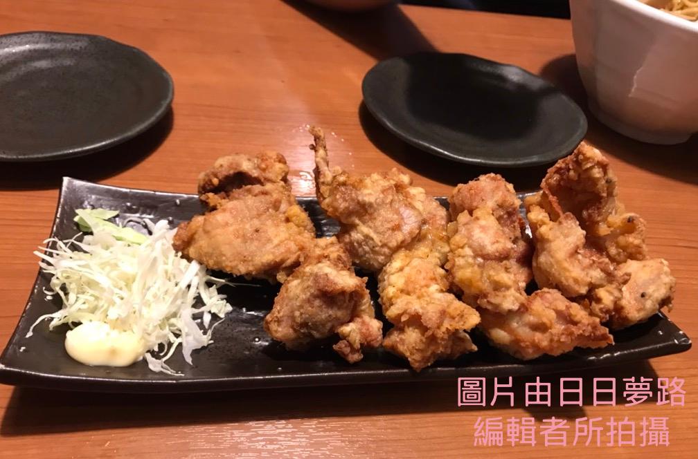 らぁ麺とうひち唐揚雞