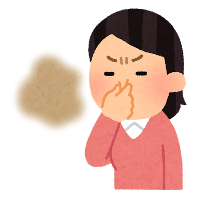 日本人相處禁忌-味道