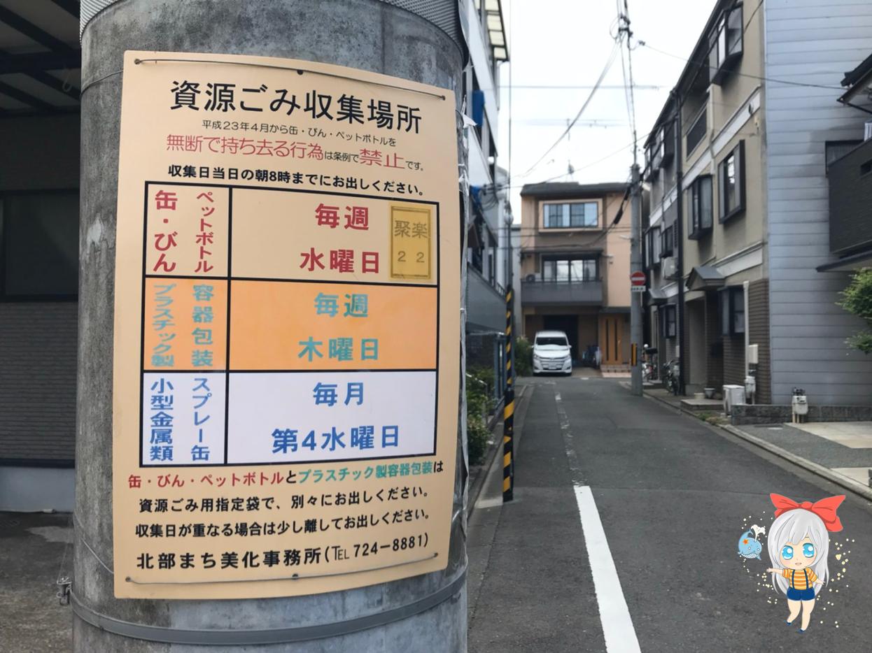 日本垃圾回收
