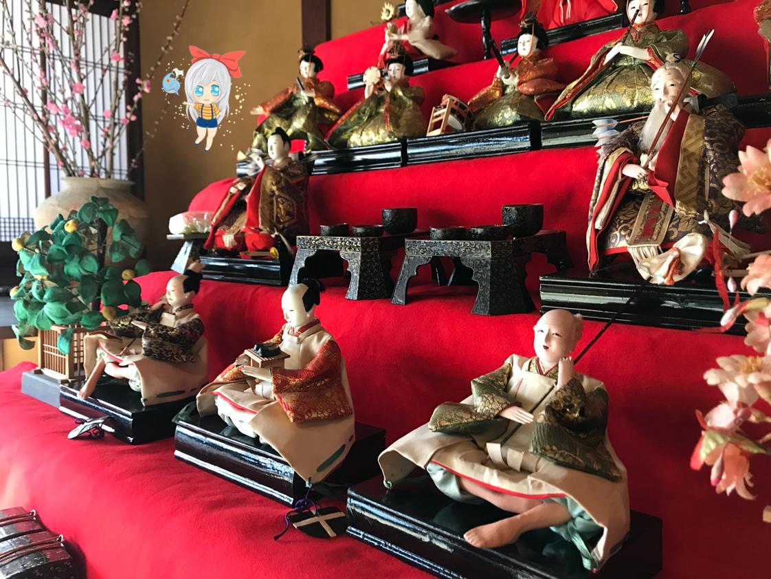 日本女兒節