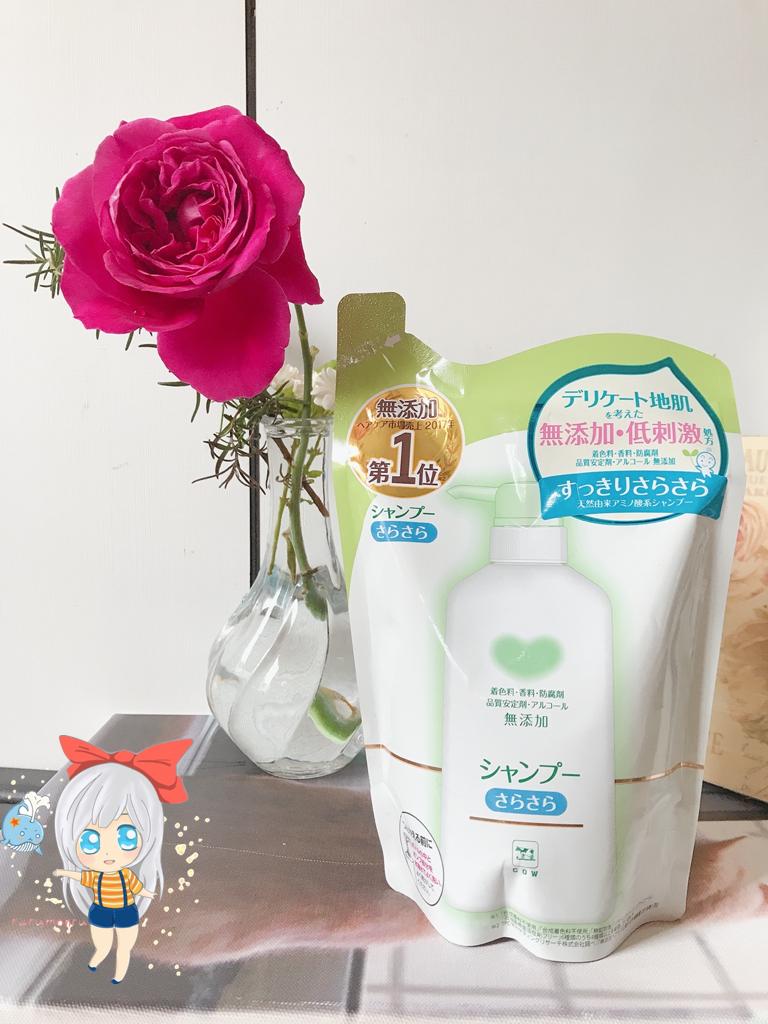 日本無矽靈洗髮精